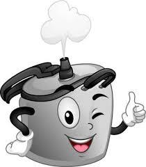 Presssure cooker clipart