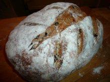 sultana--caraway-seed-bread_16283467560_o